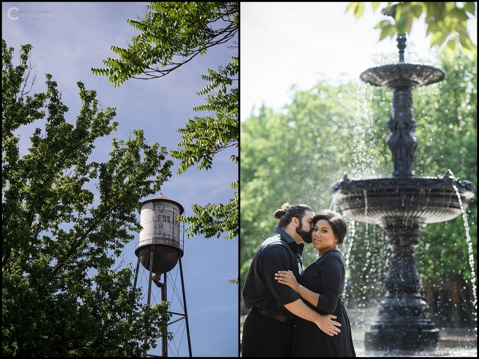 Syracuse, NY engagement photography