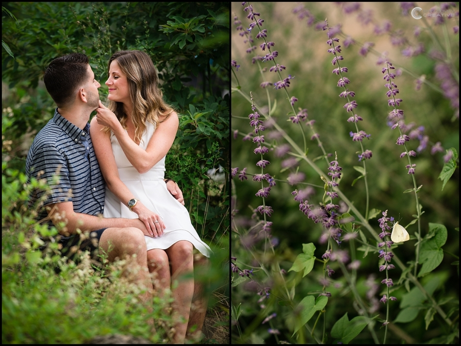 Hudson Valley engagement photography