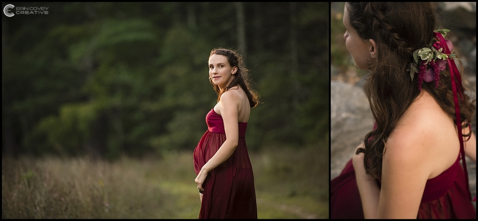 Erin Covey Creative Maternity Pictures